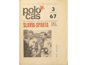 POLOČAS SLAVIA SPARTA, 1967 1968DSC 4655