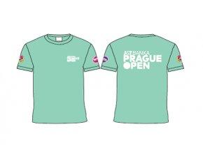 Dětské tričko MINT GREEN  WTA