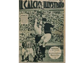 Noviny IL Calcio Illvstrato 1936, Juventus SpartaDSC 4690