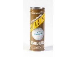 Tenisové míče plechovka SlazengerDSC 5657