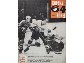Časopis Kopaná 64 Hokej, číslo. 3, Ročník 2, InsbruckDSC 6056 3 (26)