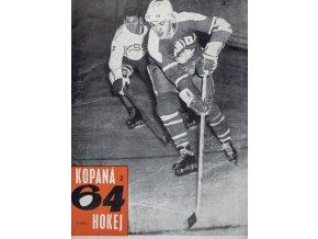 Časopis Kopaná 64 Hokej, číslo. 2, Ročník 2, Naši v KanaděDSC 6056 3 (24)