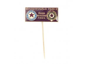 Odznak Spartak DSOQF PMEZ, Sparta vs.Beograd, 1966DSC 6581