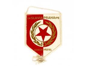 Vlajka klubová SK SLAVIA PRAHA IPS Odbor přátel 10. výročí IIDSC 6606