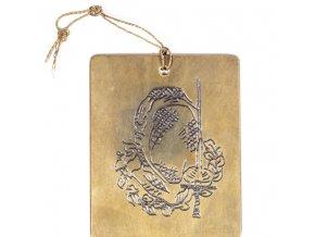 Bronzová medaile SK Slavia Praha, 1945, Dámský FleuretDSC 6750