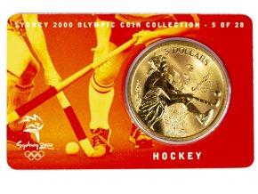 Pamětní mince 5 DOLLARS , SYDNEY 2000DSC 6752