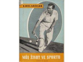 Kniha Karel Koželuh, Můj život ve sportuDSC 6746