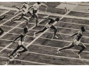 Pohlednice foto Tokio 1964, Henry CarrDSC 6928
