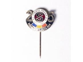 Odznak AC Sparta Praha,25 titulů za 105 letDSC 7502