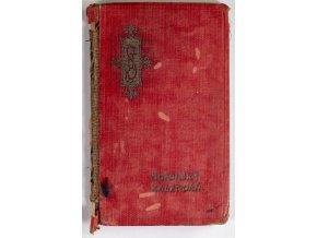 Sokolský kalendář, 1927Sokolský kalendář, 1927 (1)