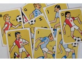 Hrací karty, fotbalHrací karty, fotbal (4)