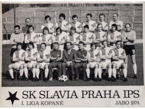 Fotografie SK Slavia Praha IPS, jaro 1974DSC 7505