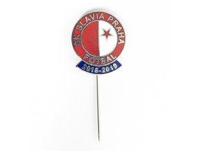 Odznak SK Slavia Praha, sezona 2018 2019 R B SDSC 7433