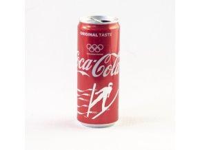 Plechovka Coca Cola, Olympijské edice, Skoky na lyžích, 2018DSC 7807