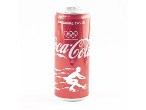 Plechovka Coca Cola, Olympijské edice, Krasobruslení, 2018DSC 7809