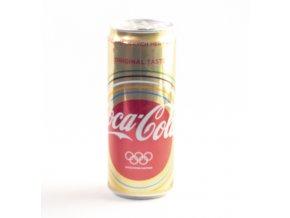 Plechovka Coca Cola, Olympijské edice, Gold, 2018DSC 7810
