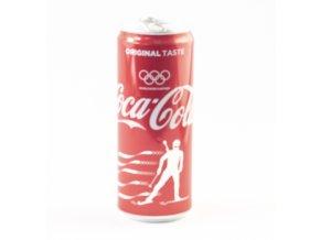 Plechovka Coca Cola, Olympijské edice, Biatlon, 2018DSC 7812