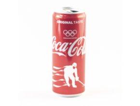 Plechovka Coca Cola, Olympijské edice, Lední hokej, 2018DSC 7815
