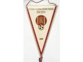 Vlajka Výbor fotbalového svazu.DSC 7803