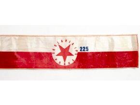 Pořadatelská páska SK Slavia Praha č.225DSC 7783