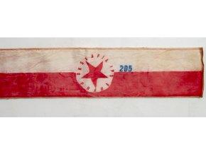 Pořadatelská páska SK Slavia Praha č.205DSC 7787