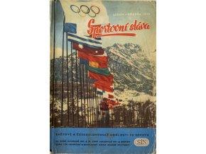 Časopis Sportovní sláva 11956Časopis Sportovní sláva 11956