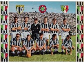 Pohled do Vršovic, F.C. Juventus, 1964Pohled do Vršovic, F.C. Juventus, 1966 ( velký ) (1)
