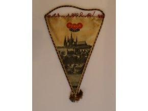 sprt antique 6 17 (105) Vlajka klubová DUKLA PRAHA