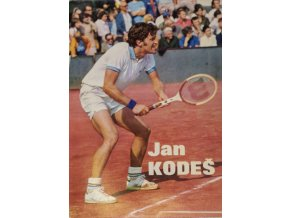 Soubor pohlednic Jan Kodeš, 1973Soubor pohlednic Jan Kodeš, 1973 (1)