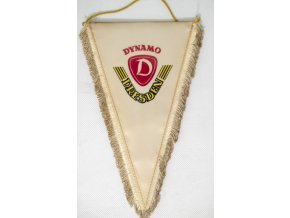 Klubová vlajka Dynamo DresdenKlubová vlajka Dynamo Dresden