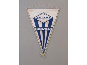 sprt antique 6 17 (74) Vlajka klubová TJ ARITMA PRAHA