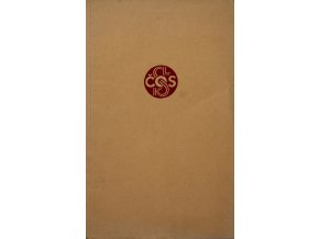 Brožura, Uvítání v kruh Sokolský, M.Tyrš, 1946Brožura, Uvítání v kruh Sokolský, M.Tyrš, 1946