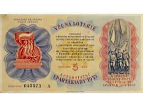 Los Věcná loterie Československé spartakiády, A, 1955DSC 8322