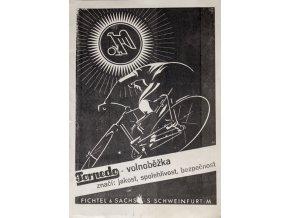 List, Veloklub, Na cyklistické stezce 1941List, Veloklub, Na cyklistické stezce 1941 (2)