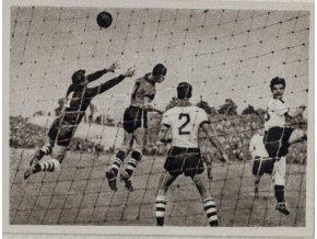 Kartička Olympia 1952, Helsinky, fotbal, BrasilieKartička Olympia 1952, Helsinky, fotbal, Brasilie (1)