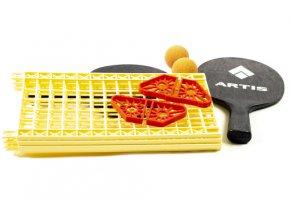 Pomalý stolní tenis Artis SaturnPomalý stolní tenis Artis Saturn (2)