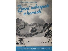 Kniha Hodek, Vrba, Zimní nebezpečí v horáchKniha Hodek, Vrba, Zimní nebezpečí v horách
