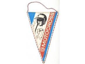 Vlajka Motocross Holice, 1975Vlajka Motocross Holice, 1975 (1)