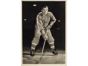 Pohlednice Karel Gut, lední hokejPohlednice Karel Gut, lední hokej (1)