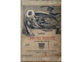 Kniha Útřední Matice Školské, 1905Kniha Útřední Matice Školské, 1905