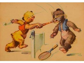 sprt antique 6 17 (15) tenis medved