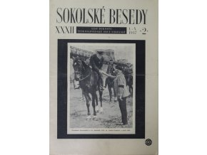 Sokolské besedy, list dorostu, 19382Sokolské besedy, list dorostu, 19382