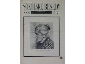 Sokolské besedy, list dorostu, 19377Sokolské besedy, list dorostu, 19377
