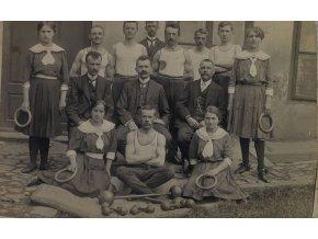 sportovci 1908