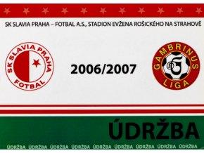 Karta údržba sezona 20062007Karta údržba sezona 20062007 (2)