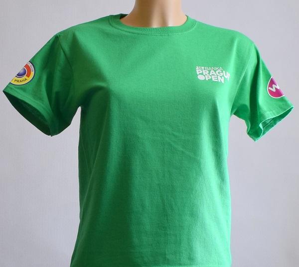 Dětské tričko IRISH GREEN WTA Velikost: S ( 8 let )