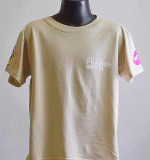 Dětské tričko SAND WTA dámské: dámské XS