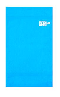 Ručník v azurové barvě WTA 2016