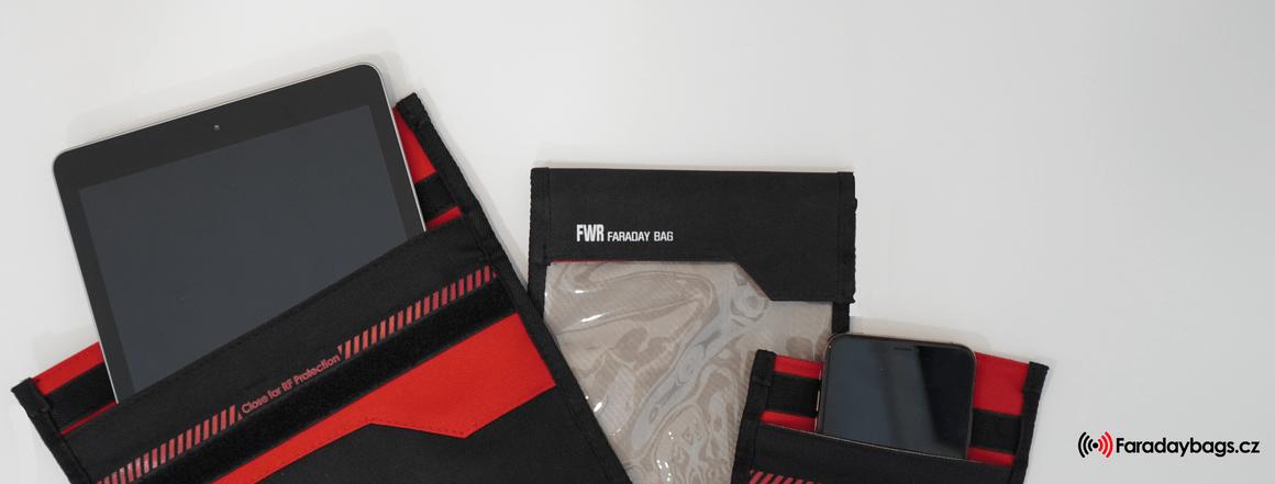 FWR faraday bags