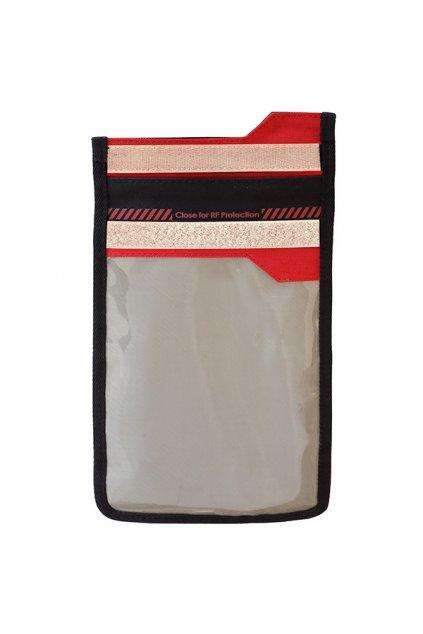 Faraday Bag Window